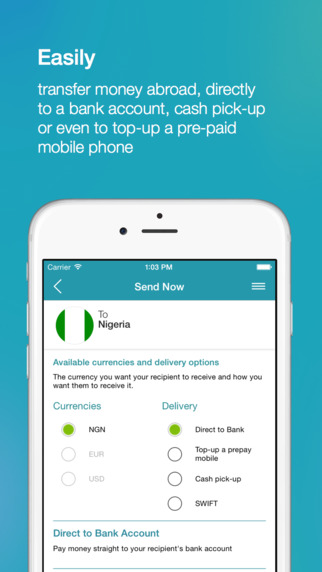 Why you should start using an app to send money abroad